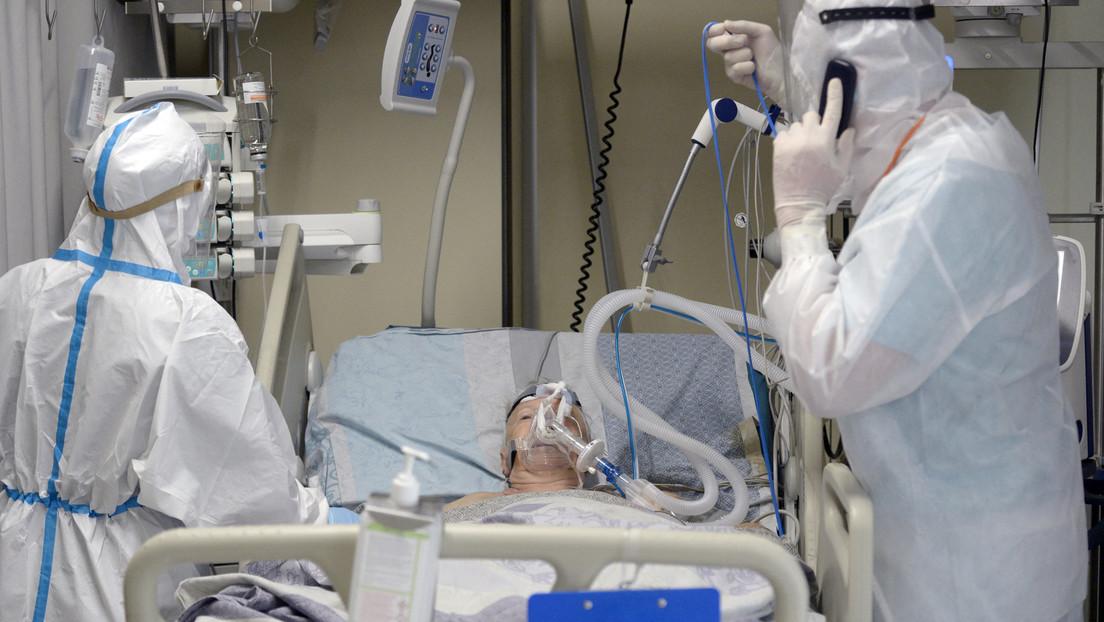 Coronavirus in Russland: Neue Höchstwerte seit Jahresanfang