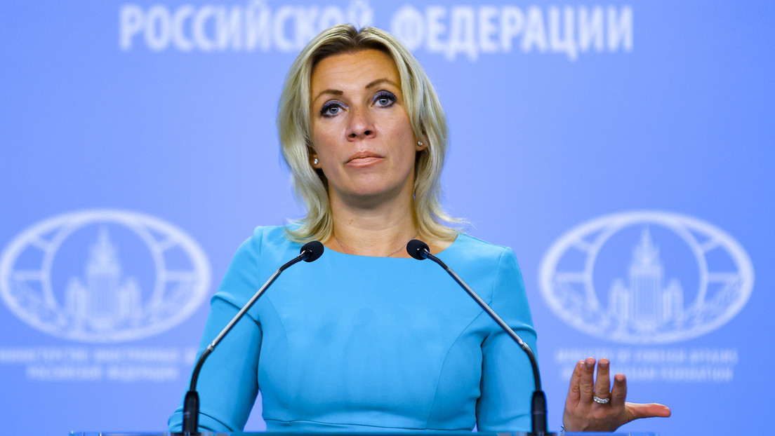 Maria Sacharowa an FDP-Chef Lindner: Meinungsvielfalt wäre, die Ausstrahlung von RT zu gestatten