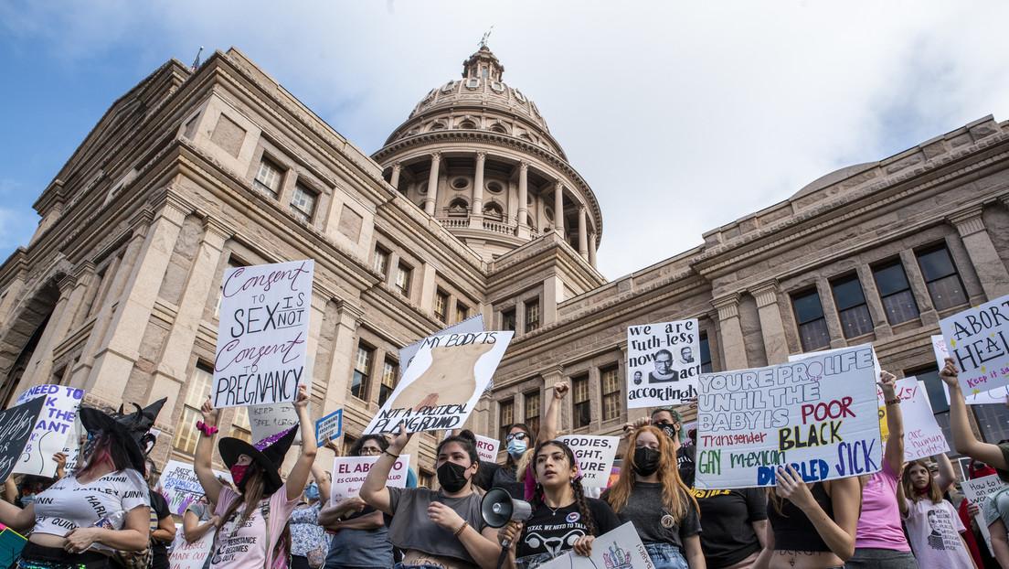 Etappensieg für Abtreibungsbefürworter: US-Gericht setzt umstrittenes Herzschlag-Gesetz in Texas aus