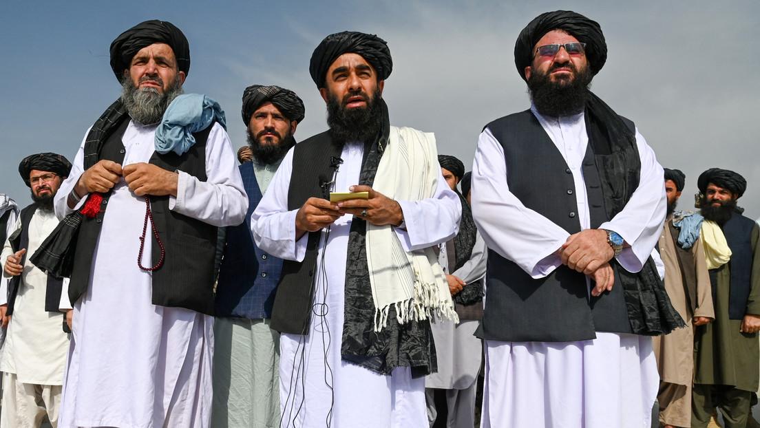 Russland lädt die Taliban zu Afghanistan-Konferenz nach Moskau ein