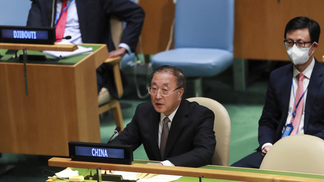 """Chinas Antwort auf Menschenrechtsvorwürfe: """"Schaut euch die lachenden Gesichter an"""""""