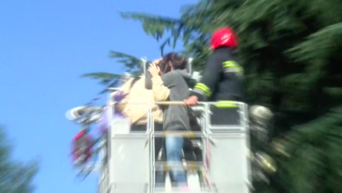Georgien: Einsturz eines Wohnhauses in Batumi – Menschen unter Trümmern verschüttet