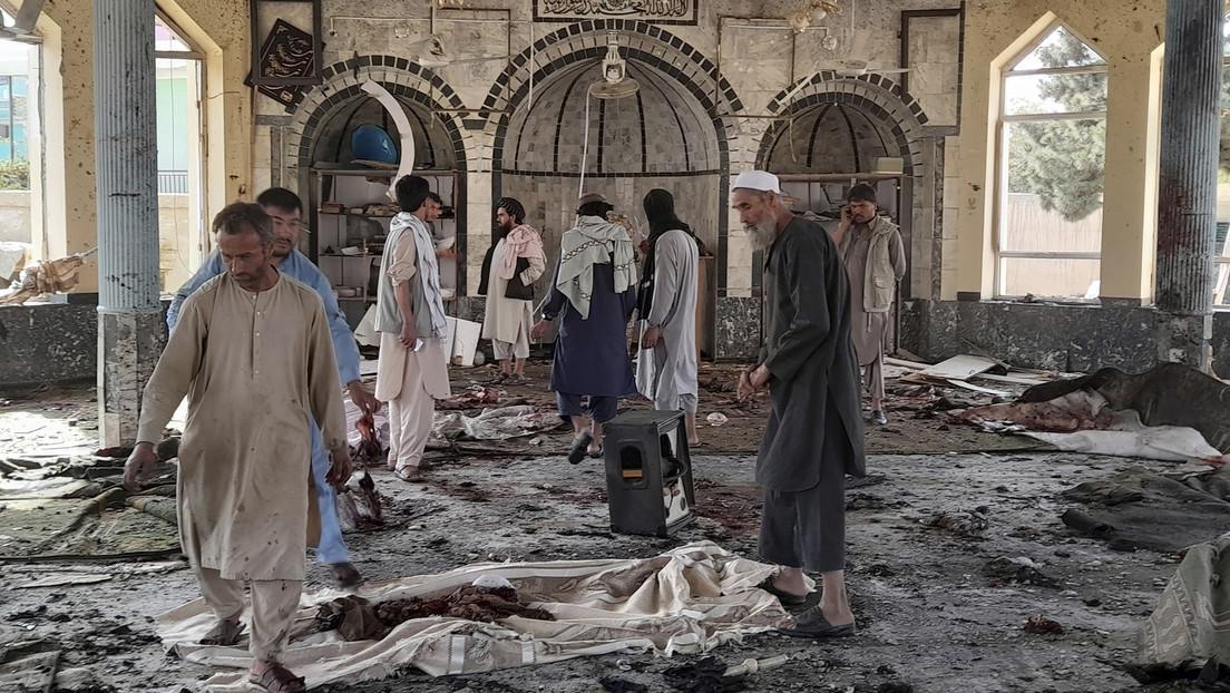 Explosion in schiitischer Moschee in Kundus – Berichten zufolge Dutzende Tote und Verletzte