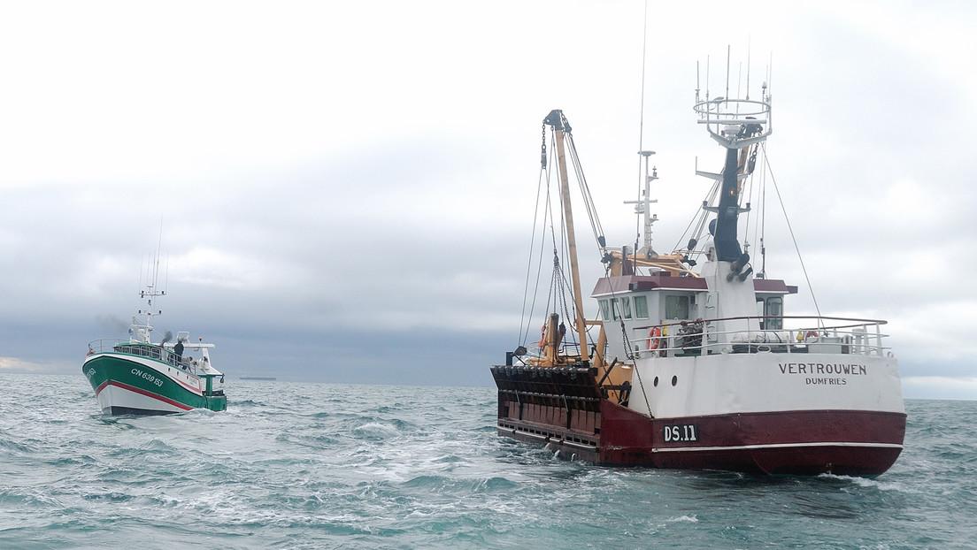 Paris: Werden Stromversorgung Jerseys im Winter reduzieren, falls EU-Fischer keine Lizenzen erhalten