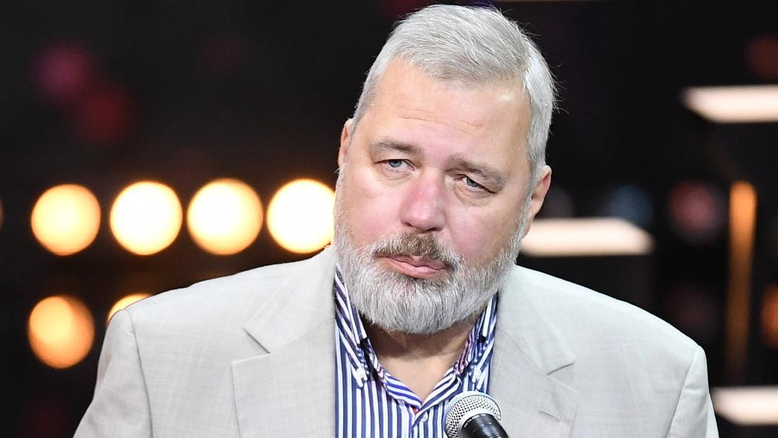 Friedensnobelpreis für Dmitri Muratow – Lob und Kritik aus Russland