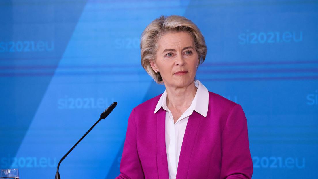 EU-Kommissionschefin von der Leyen empört sich über polnisches Verfassungsgerichtsurteil