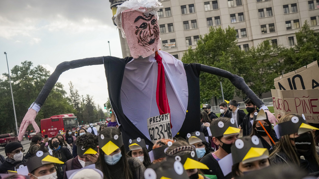 Chiles Generalstaatsanwaltschaft ermittelt gegen Staatschef – Bürger fordern Ende der Korruption