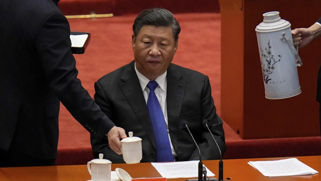 """Xi Jinping plädiert für """"friedliche Wiedervereinigung"""" mit Taiwan"""