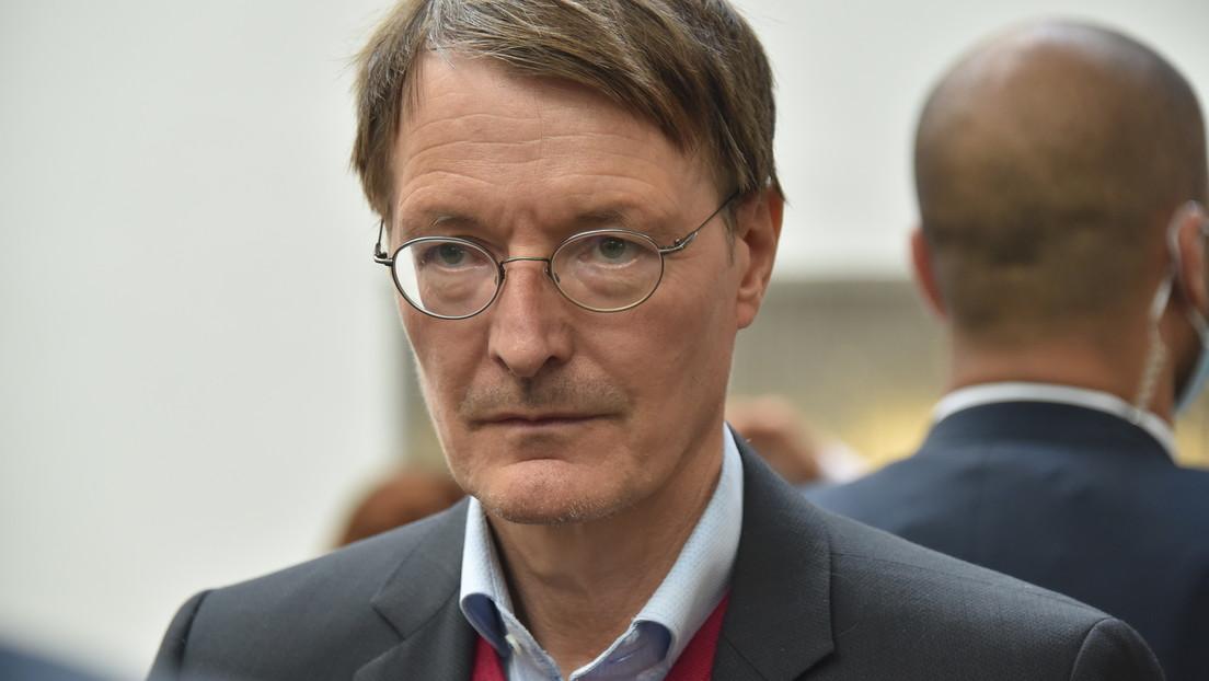 Verschärfung von Corona-Regeln: Lauterbach fordert neue Bund-Länder-Runde