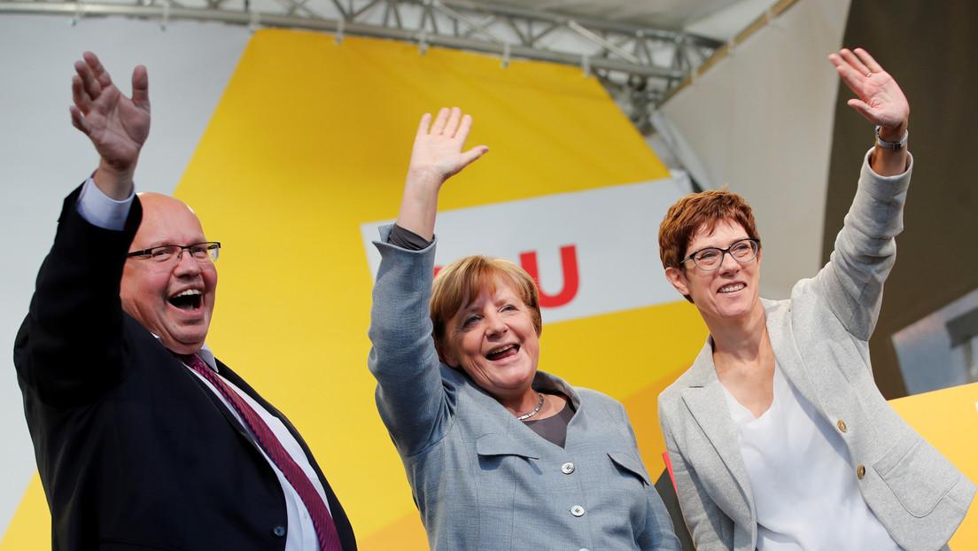 Wirtschaftsminister Altmaier und Verteidigungsministerin AKK verzichten auf Bundestagsmandate