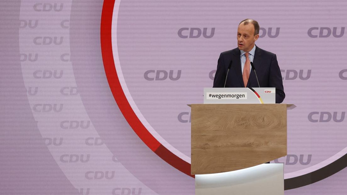 Union in Turbulenzen - Friedrich Merz attackiert CSU