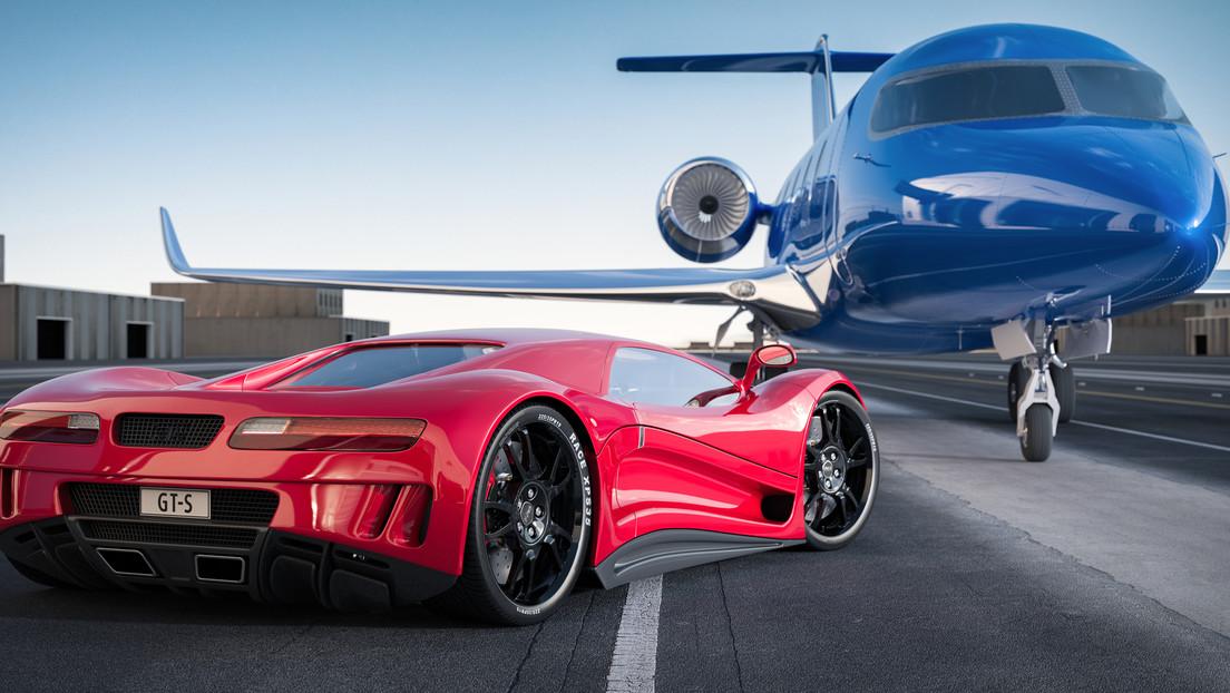 EU klimaneutral 2050: Erst Ausnahmen für Privatflugzeuge – jetzt teure Sportwagen?