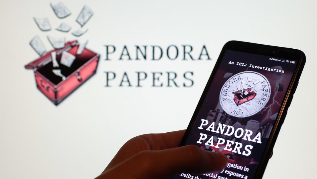 """Aufruhr auf dem Balkan wegen der """"Pandora Papers"""""""