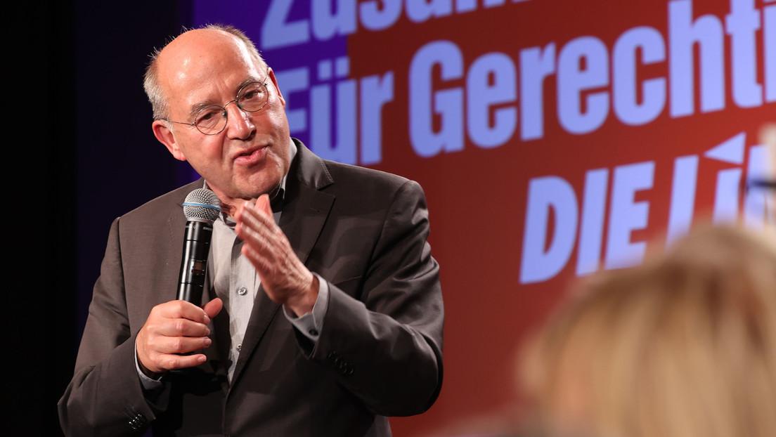 Gysi will Linkspartei wieder als Ostpartei