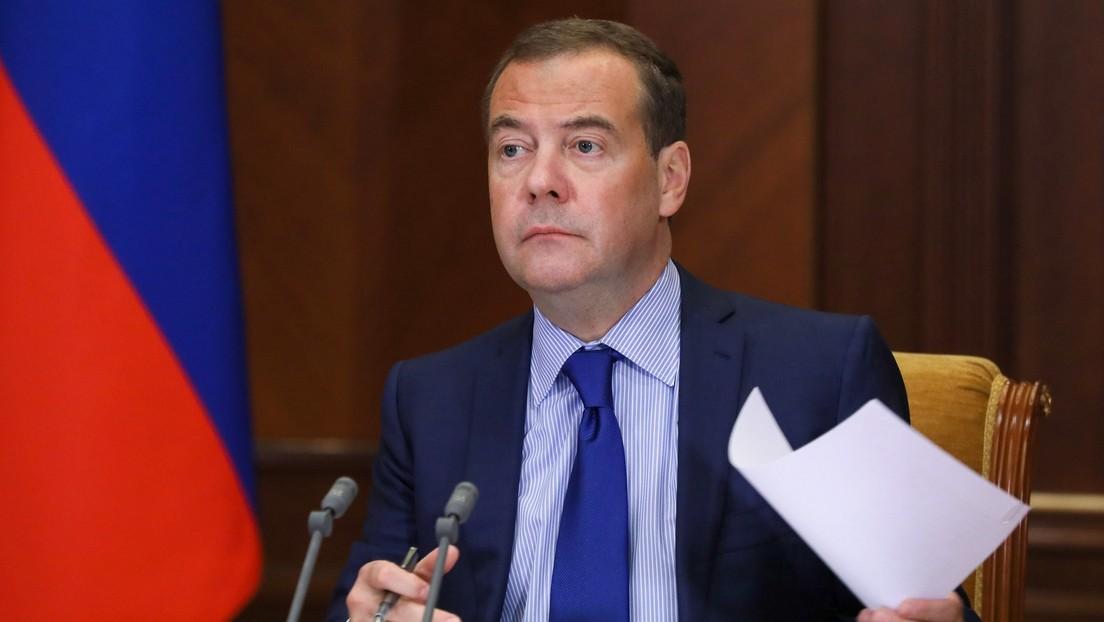 Medwedew: Ukraine steht unter ausländischer Verwaltung