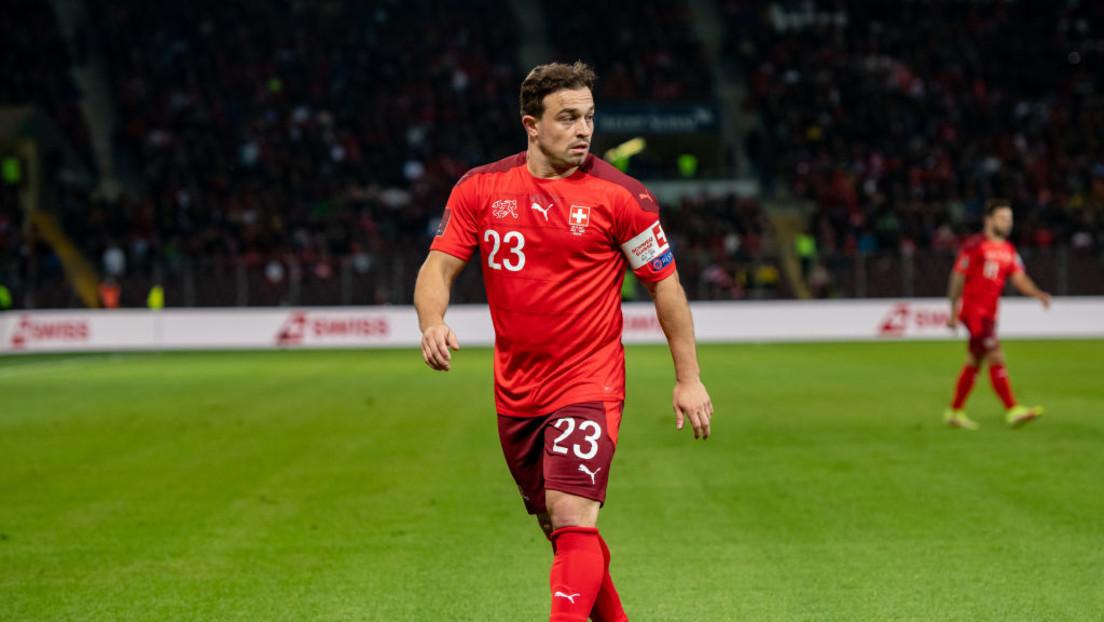 Wegen Jacke mit UÇK-Emblem: Serbien sauer auf FIFA und Schweizer Nationalspieler