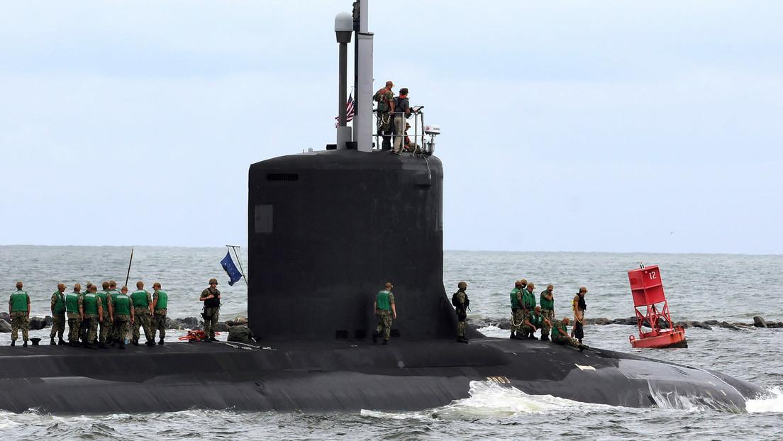 Atom-U-Boot-Geheimnisse in Sandwich versteckt: US-Ingenieur wegen Spionage festgenommen