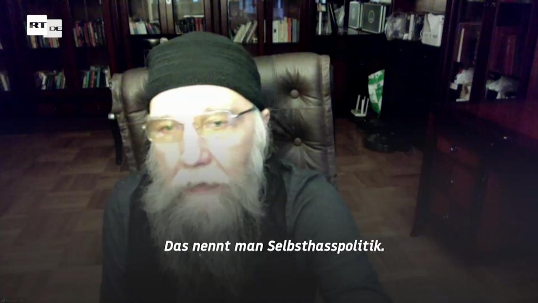 Philosoph Dugin: Ökologie letzte Zuflucht für Schurken, Grün wählen transatlantische Hysterie
