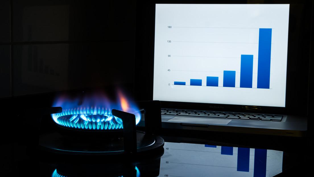 Das Politikum Erdgas