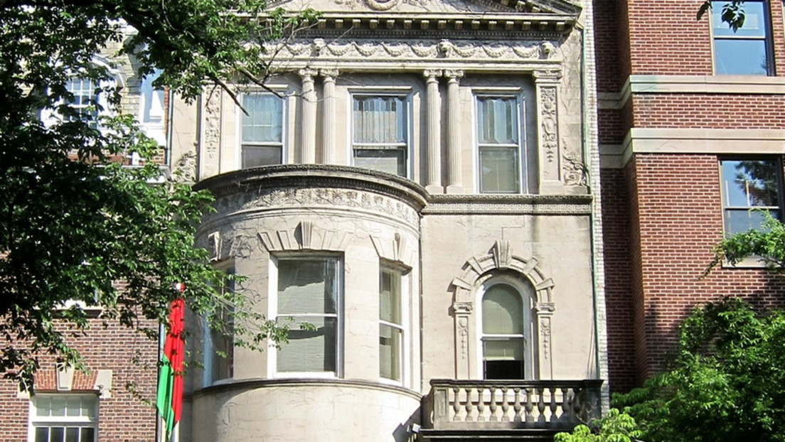 Generalkonsulat von Weißrussland in New York stellt seine Arbeit auf US-Ersuchen ein