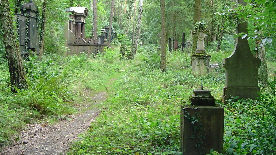 Holocaust-Leugner in Grabstätte von jüdischem Musikwissenschaftler beigesetzt