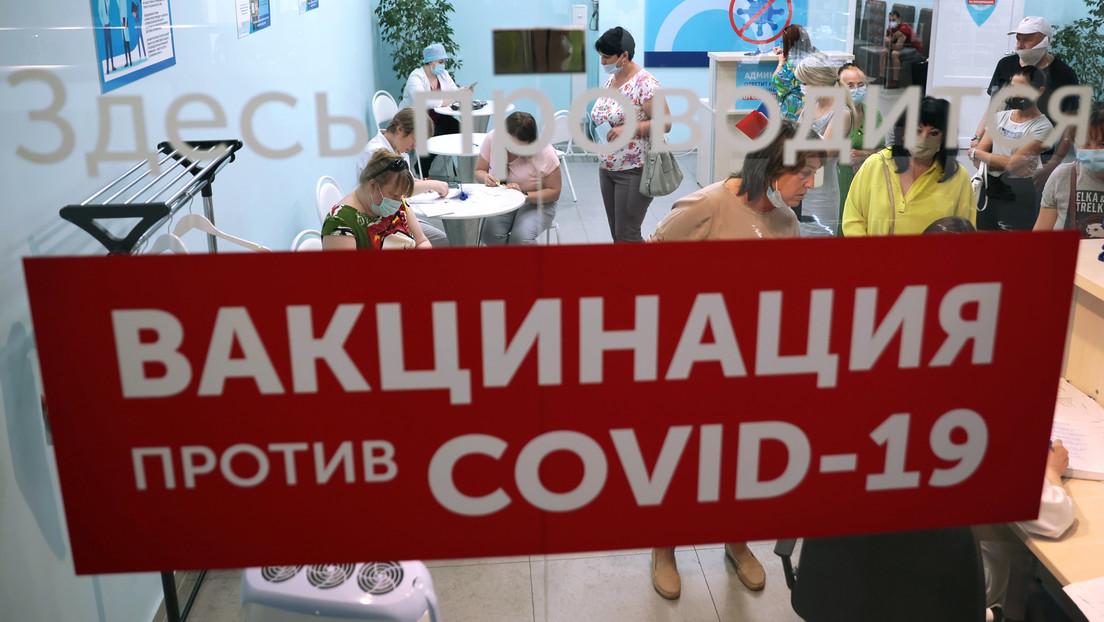 Gebiet Moskau führt Impfpflicht für 80 Prozent der Beschäftigten im Dienstleistungssektor ein