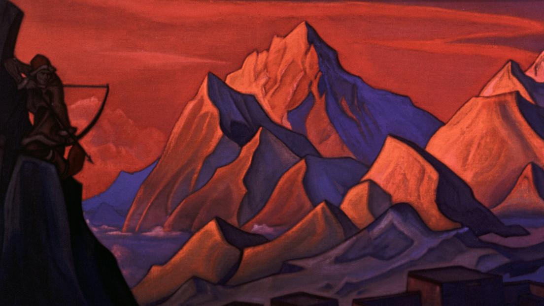 Nicholas Roerich – ein Universalgenie und seine Bilder
