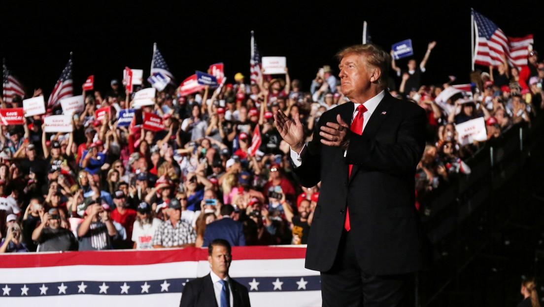 US-Wahl 2024: Wie Donald Trump die Apathie der Wähler überwinden will