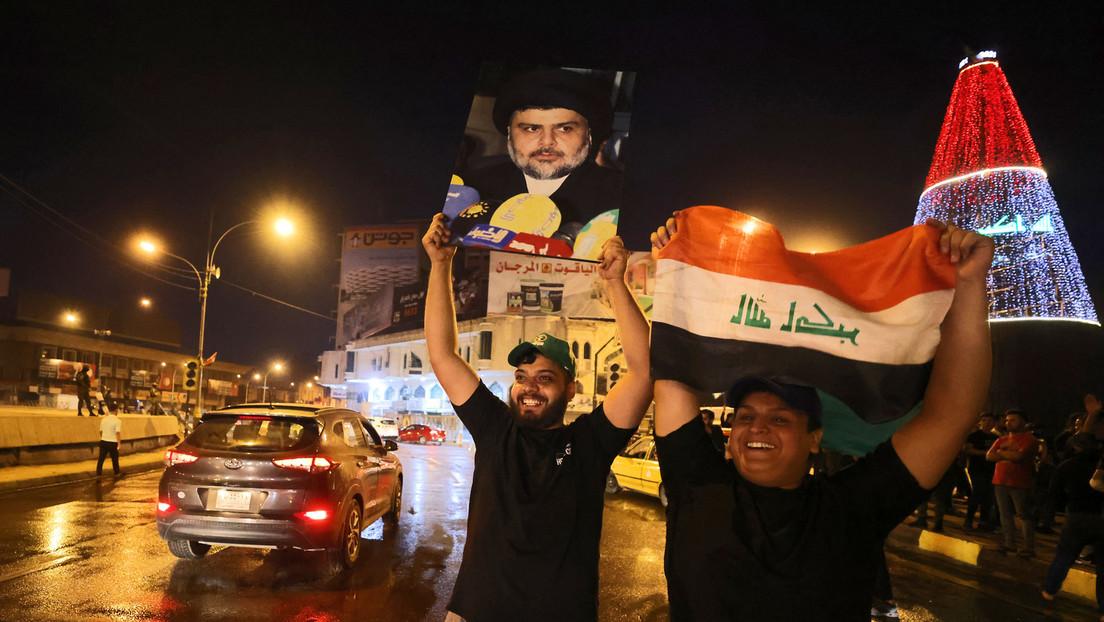 Parlamentswahl: Al-Sadr-Bewegung nach Wahl im Irak vorn