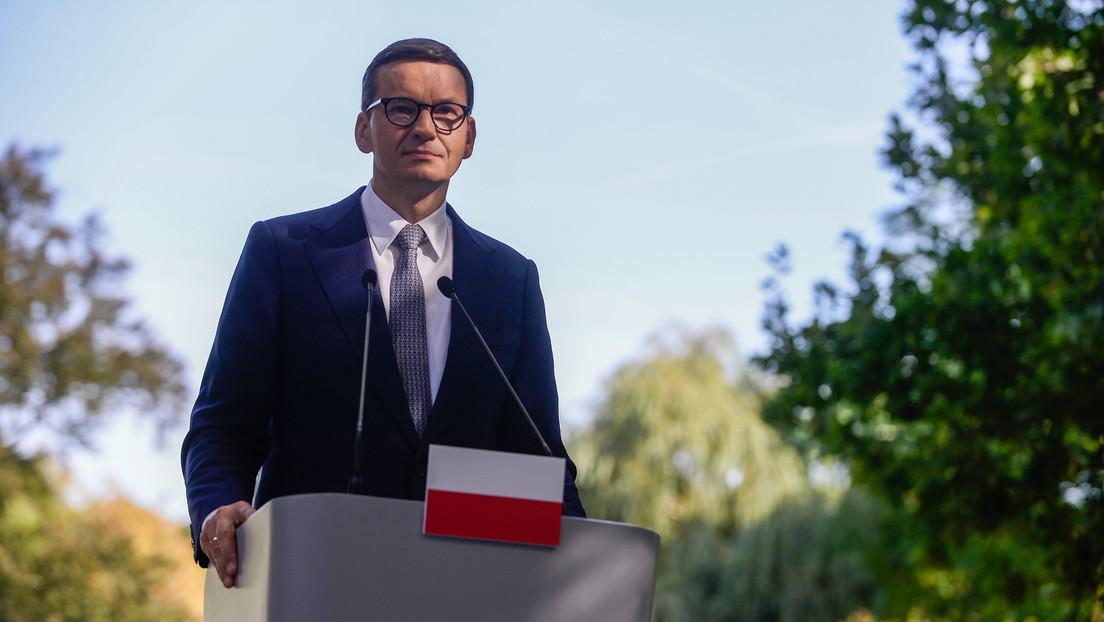 Kein Polexit: Polens Ministerpräsident bezeichnet Gerüchte über Austritt aus EU als Lüge