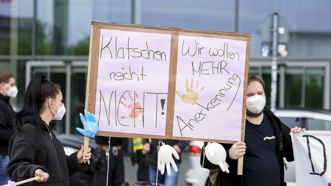 Deutscher Pflegetag: Ohne Reformen fehlen bald eine halbe Million Pflegekräfte