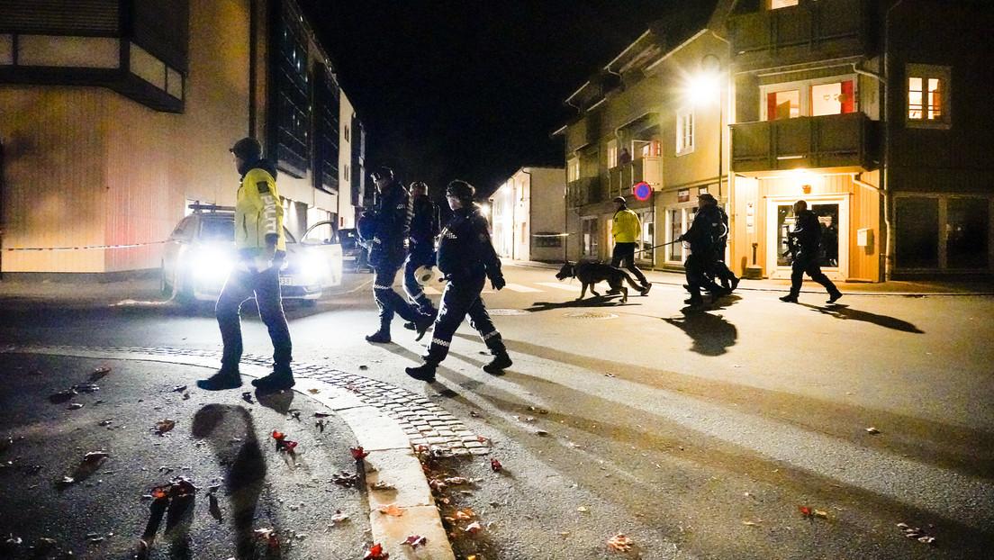 Nahe Oslo: Bogenschütze schießt auf Menschen – Tote und Verletzte