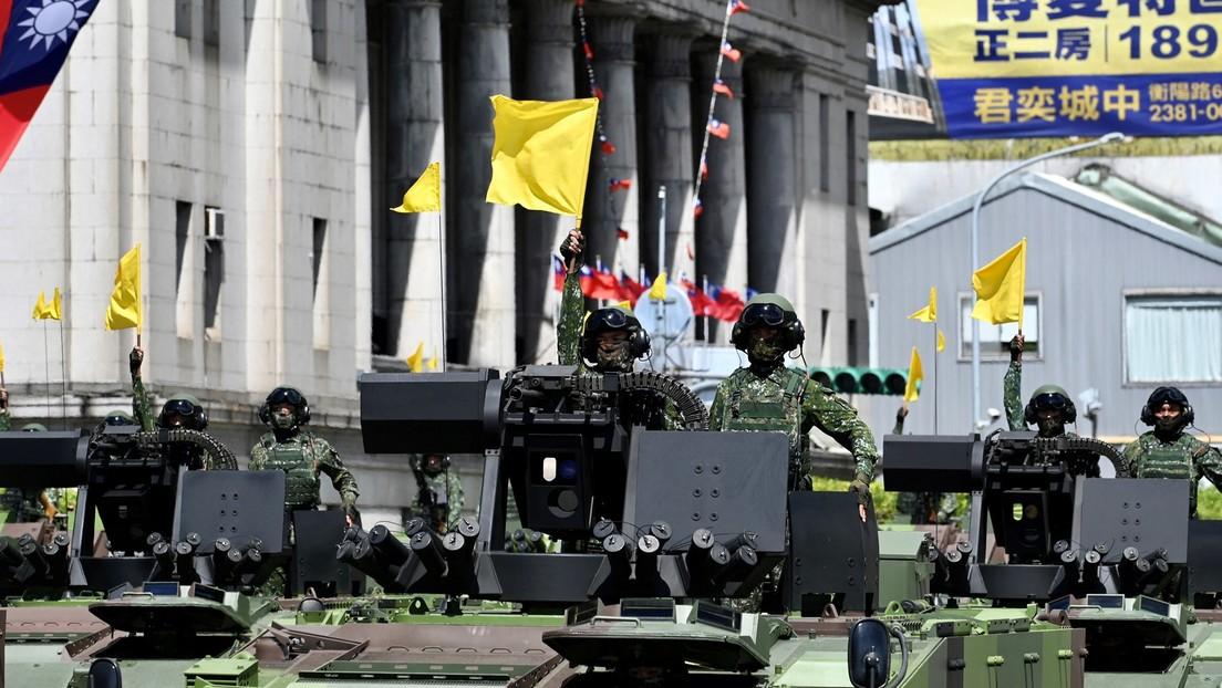 """Taiwan: Nicht auf Krieg mit China aus, aber """"werden dem Feind mit voller Wucht begegnen"""""""
