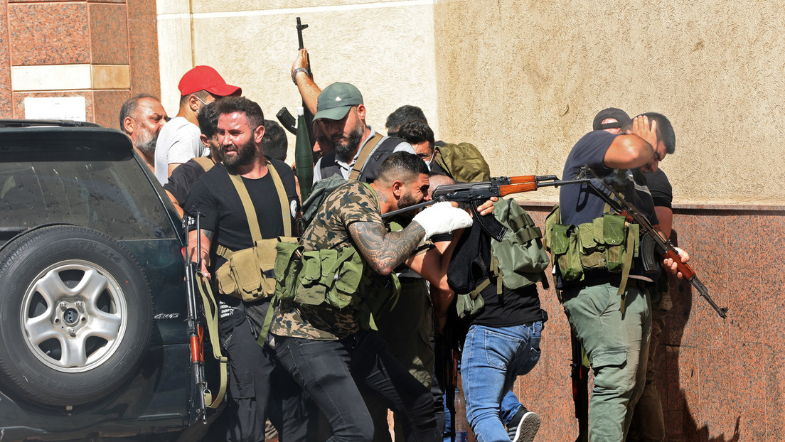 Schwere Feuergefechte in Beirut: Steuert Libanon auf Bürgerkrieg zu?