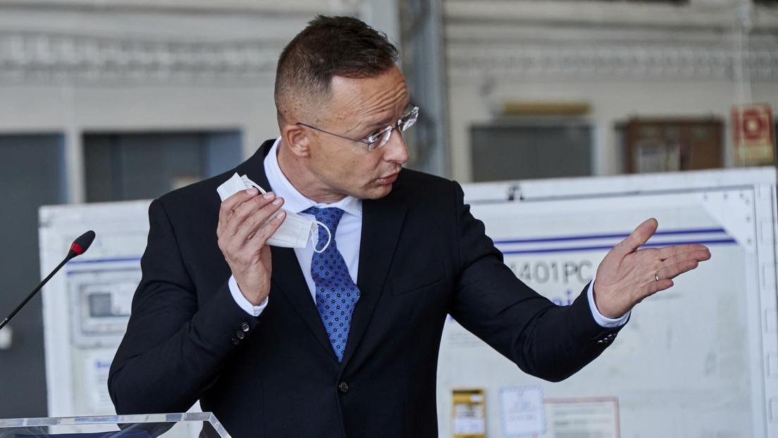 Ungarn lehnt sowohl Gaslieferungen durch Ukraine als auch deren Einmischung ab
