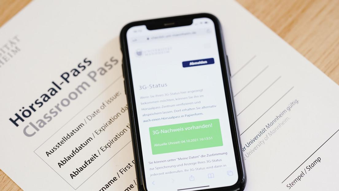 Karlsruher Hochschule droht Studenten ohne 3G-Nachweis mit Ausschluss