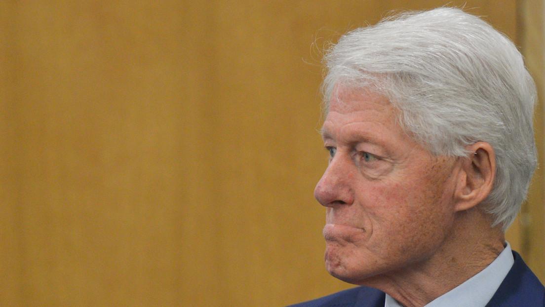 Ehemaliger US-Präsident Bill Clinton mit Blutvergiftung im Krankenhaus