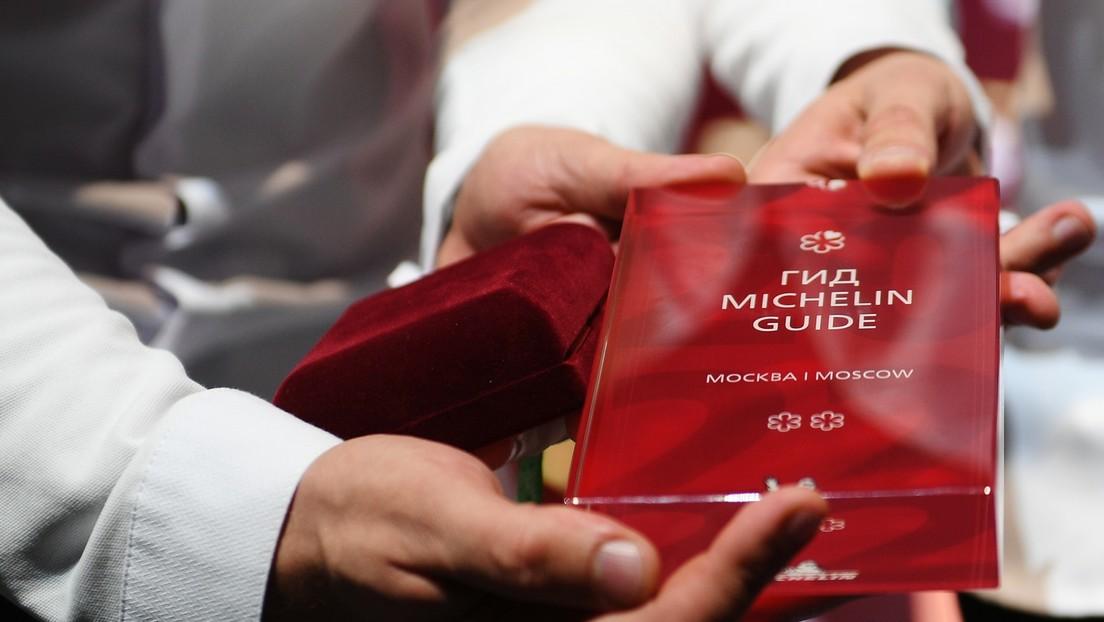 Gehobene Küche nun auch in Moskau: Neun Restaurants mit Michelin-Sternen ausgezeichnet