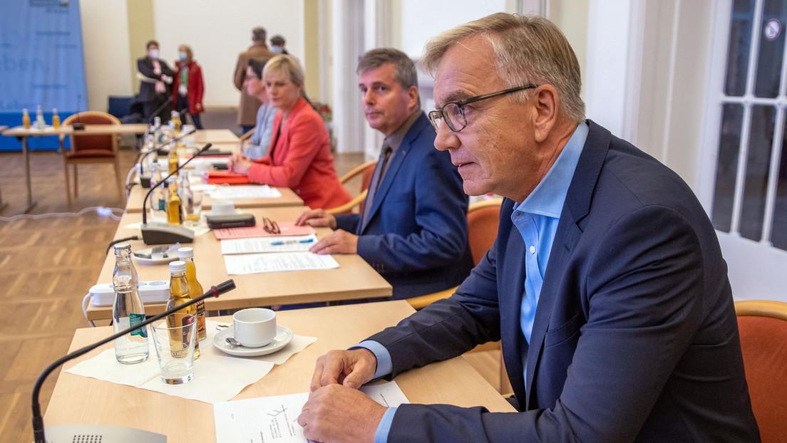 Steigende Energiepreise: Linken-Fraktionschef für baldige Inbetriebnahme von Nord Stream 2