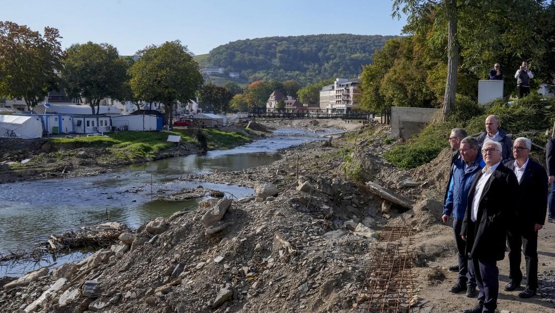 250 Kilometer weit geschwemmt – vermisste Frau aus dem Ahrtal tot in Rotterdam im Rhein gefunden