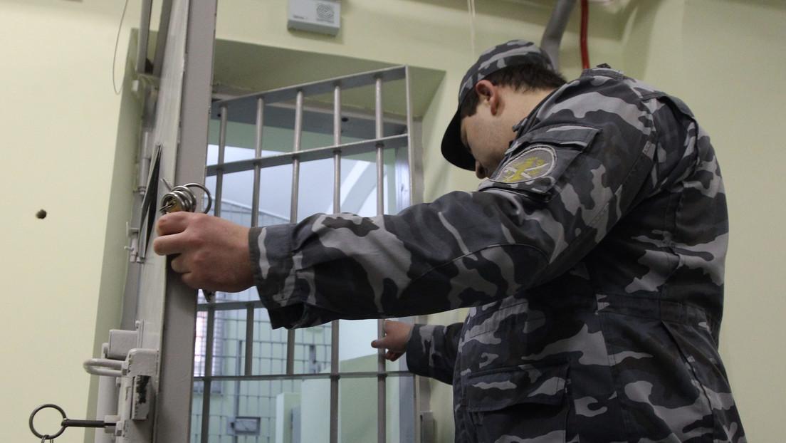 Rund 200 Insassen eines russischen Gefängnisses meutern gegen Wachpersonal