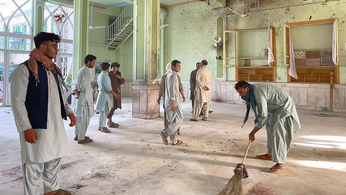 """Afghanistan: """"Islamischer Staat"""" bekennt sich zu Anschlag auf Moschee in Kandahar"""