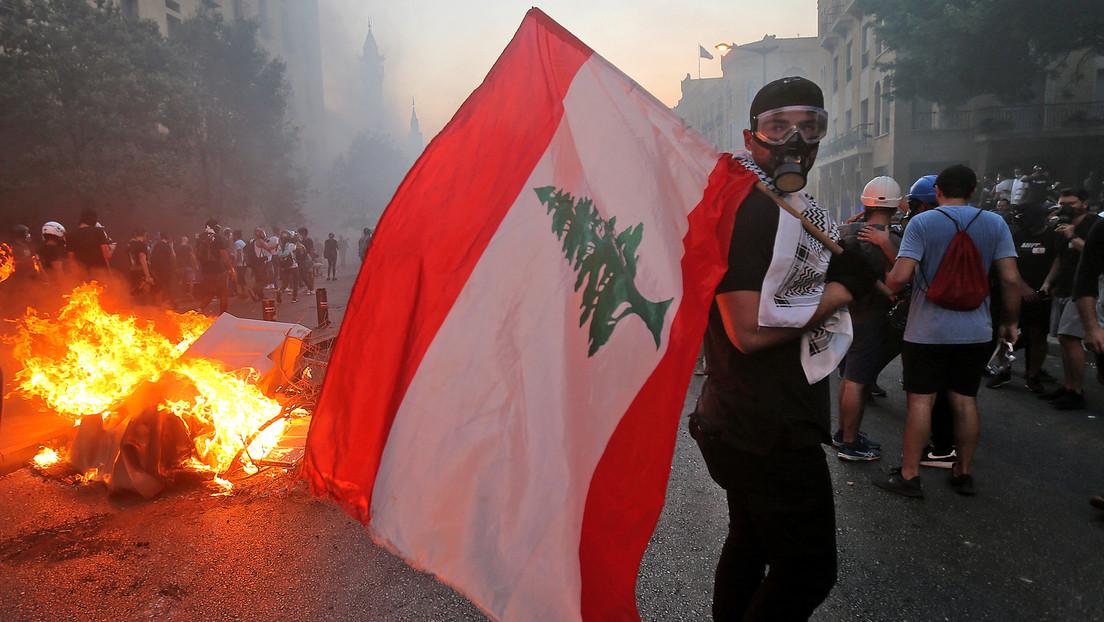 Krisen, Gewalt, Unruhen: Libanon als Erbe westlichen Abenteurertums