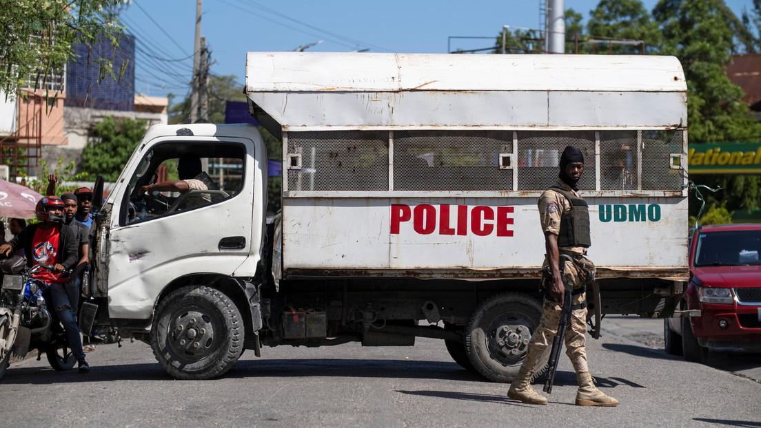 Mindestens 17 US-Bürger sollen in Haiti entführt worden sein