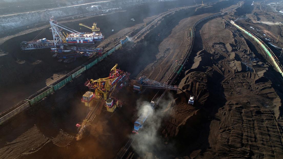 Russland steigert Kohlelieferungen an Indien angesichts weltweiter Energieknappheit