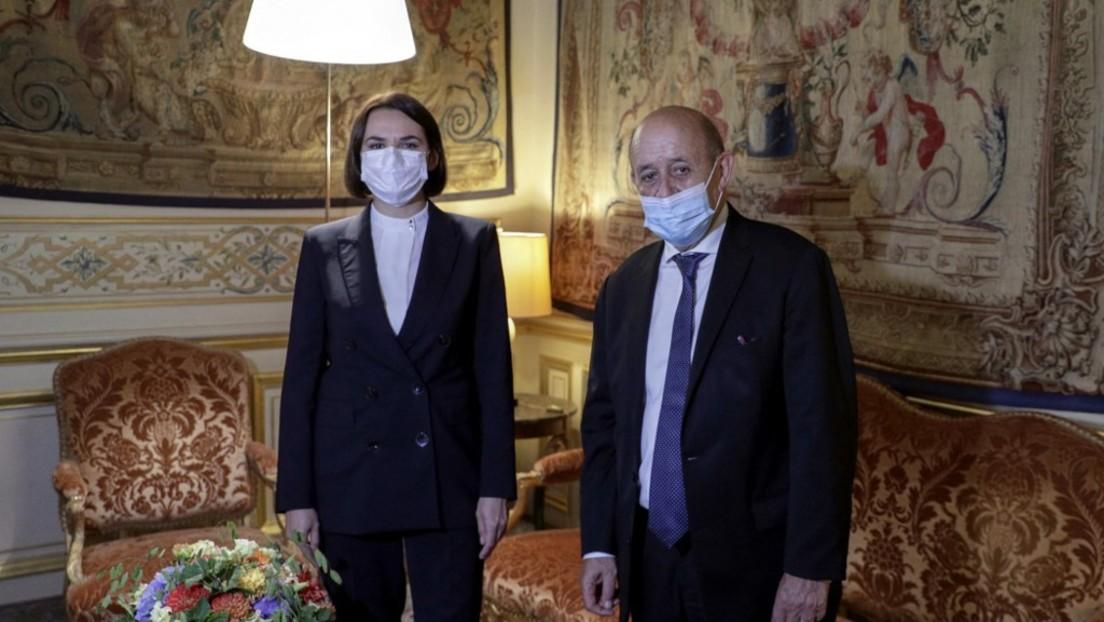 Nach Aufforderung durch Weißrussland: Französischer Botschafter verlässt Land