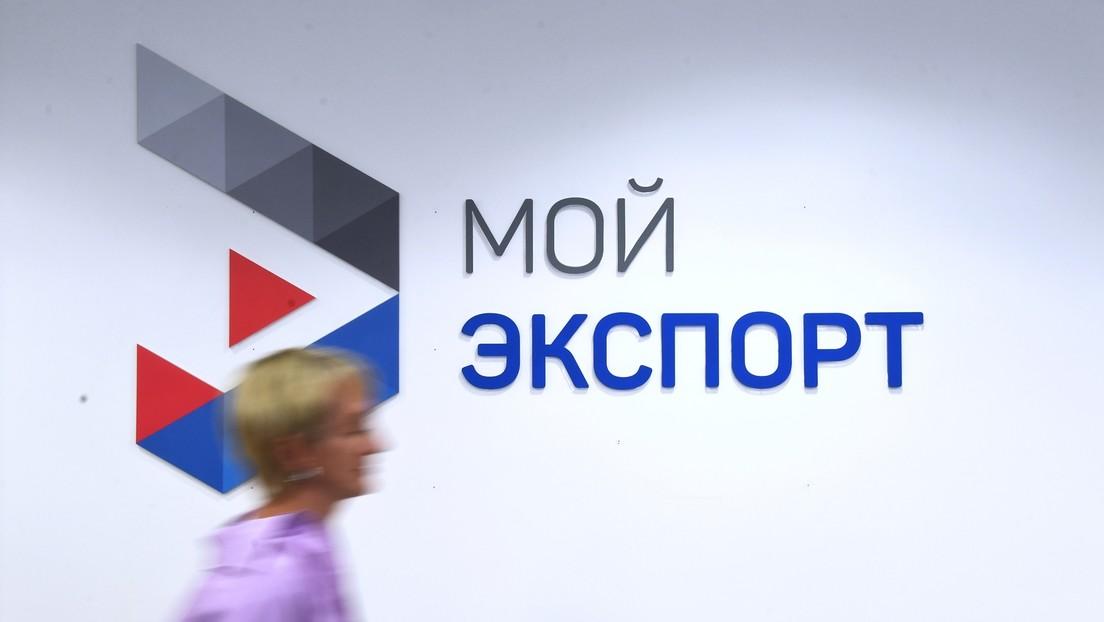 Russlands Waren-Exporte 2021 auf Rekordniveau