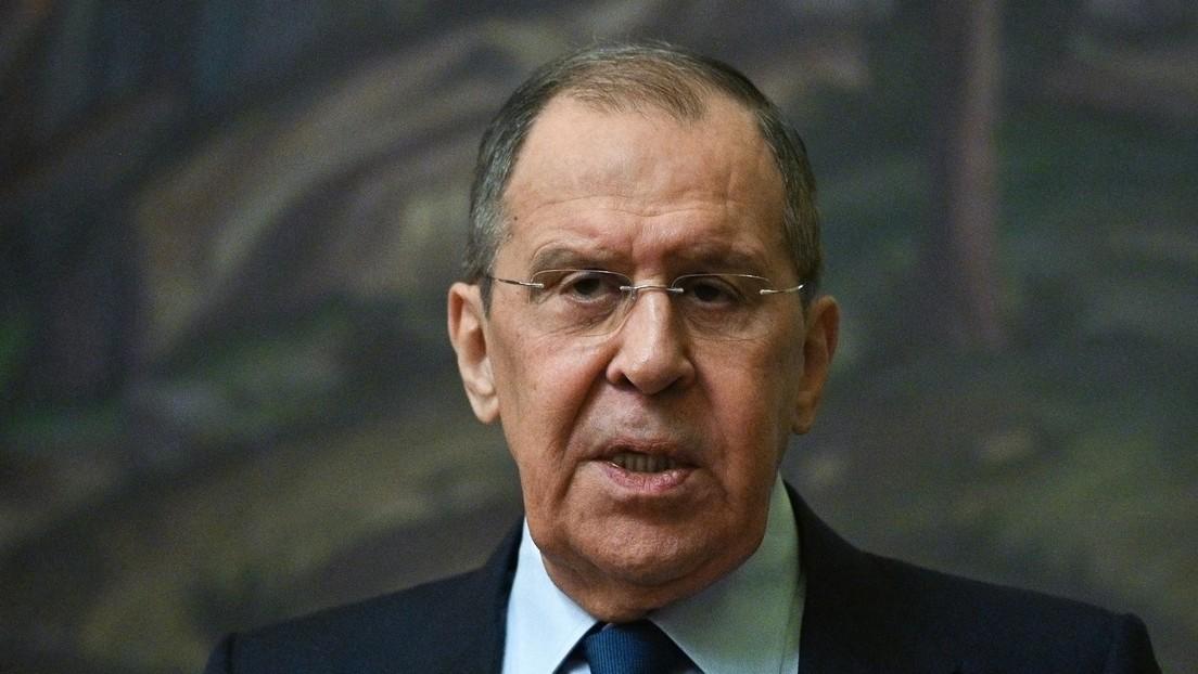 Lawrow: Russland setzt Arbeit seiner Mission bei der NATO aus