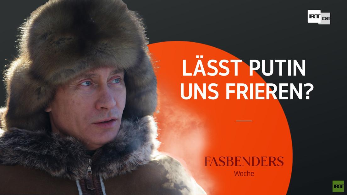 Fasbenders Woche: Lässt Putin uns frieren?