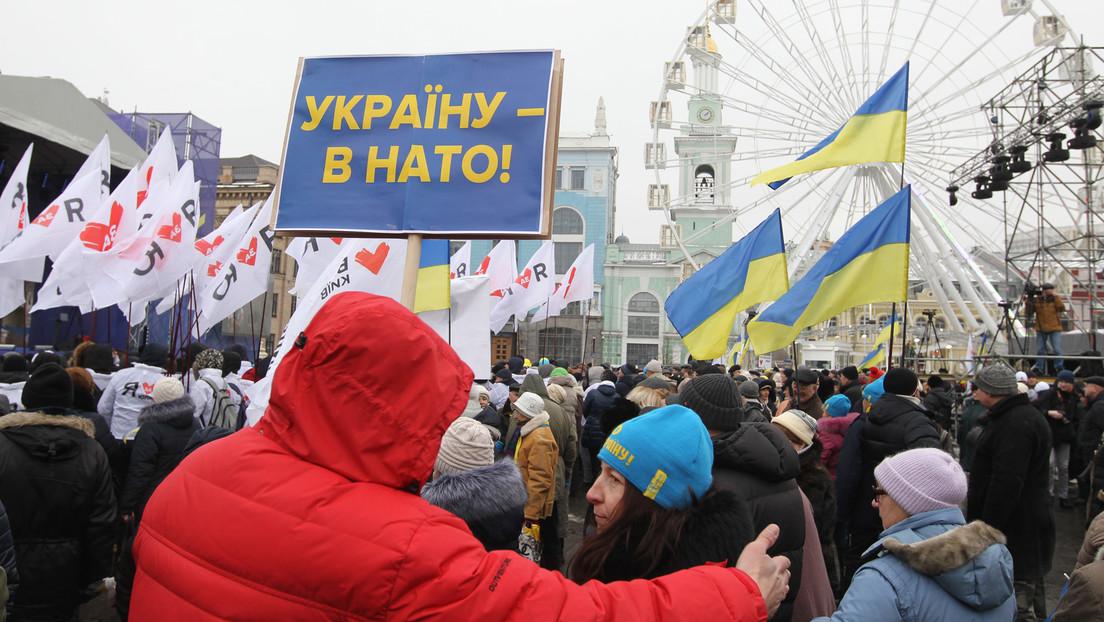 Im Falle von NATO-Beitritt der Ukraine: Kreml warnt vor aktiven Maßnahmen